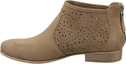 Graceland Stiefelette  taupe