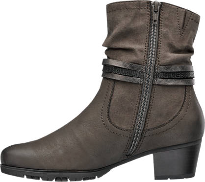 Medicus Stiefelette, Weite H taupe