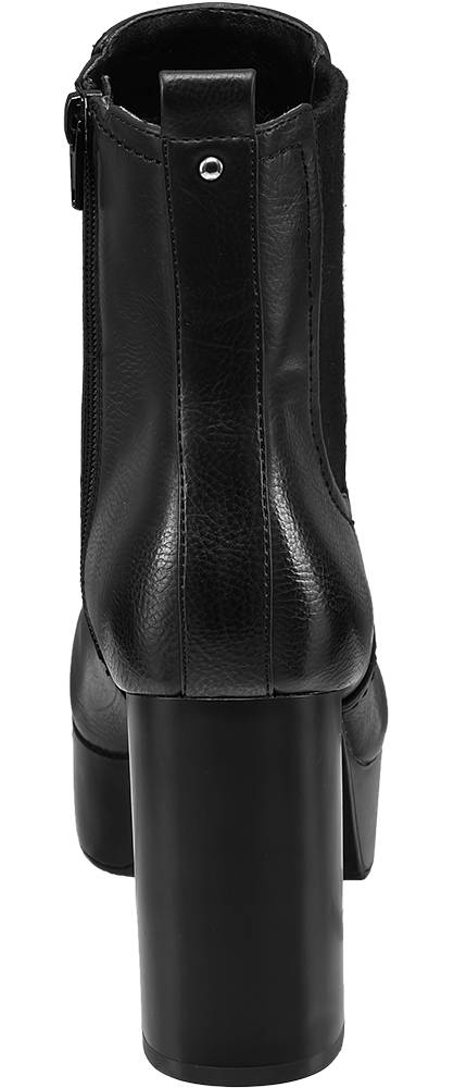 Catwalk Stiefelette schwarz