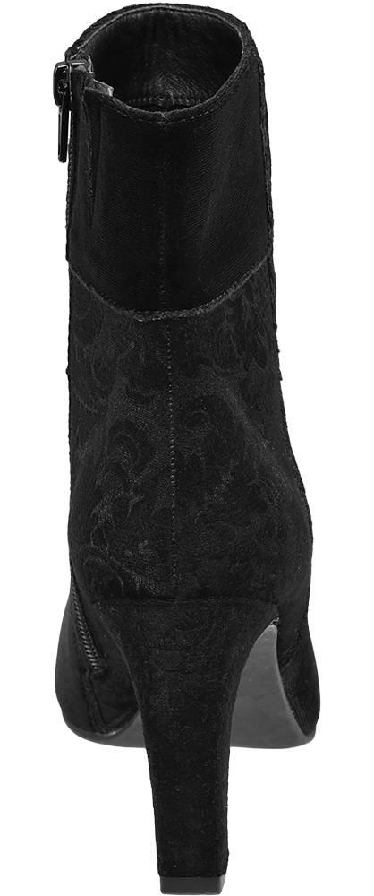 Ellie Star Collection Stiefelette schwarz