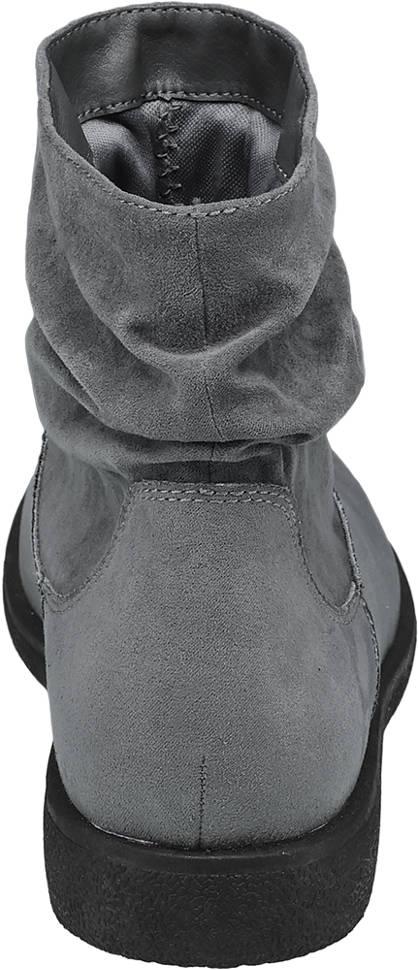 Graceland Stiefelette grau