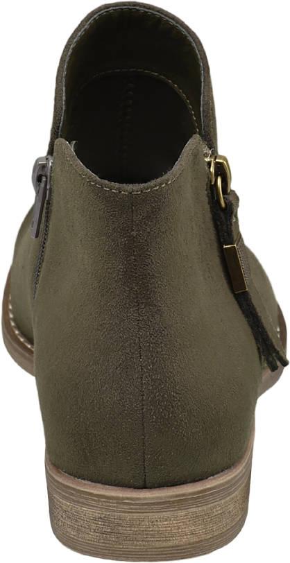 Graceland Stiefelette khaki