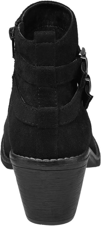 Graceland Stiefelette schwarz