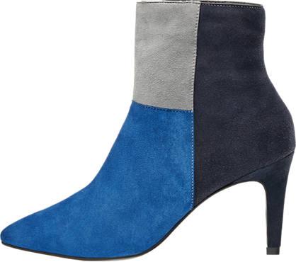 5th Avenue Stiefelette blau, grau, schwarz