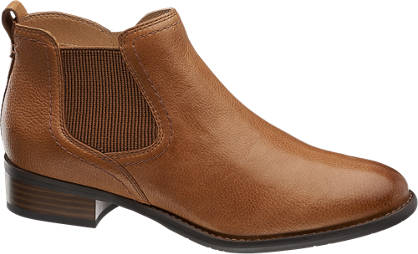 5th Avenue Stiefelette braun