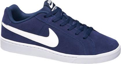 Nike Sötétkék COURT ROYALE SUEDE sneaker