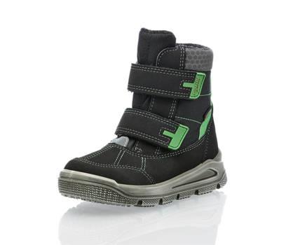 Superfit Superfit Mars GoreTex chaussure pour la neige garçons noir