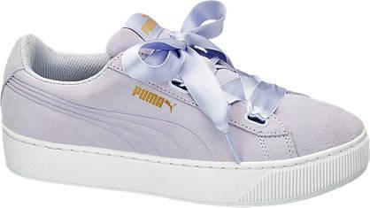 Puma Szatén fűzős VIKKY PLATFORM RIBBON sneaker