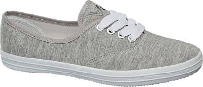 Vty Szürke vászon sneaker