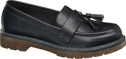 Graceland Tasselled Chunky Loafers