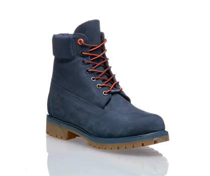 Timberland Timberland  6 Premium boot da allacciare uomo blu navy