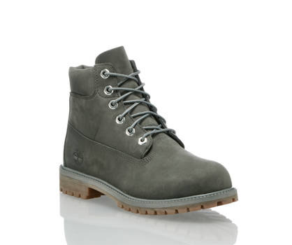 Timberland Timberland 6 In Premium boot à lacet femmes gris