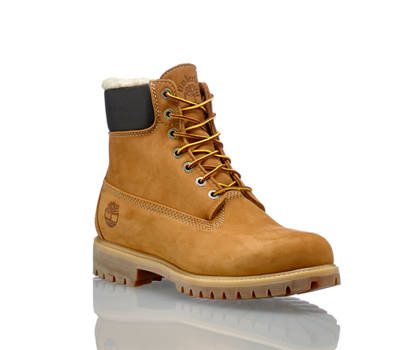 Timberland Timberland 6 In Premium boot à lacet hommes jaune