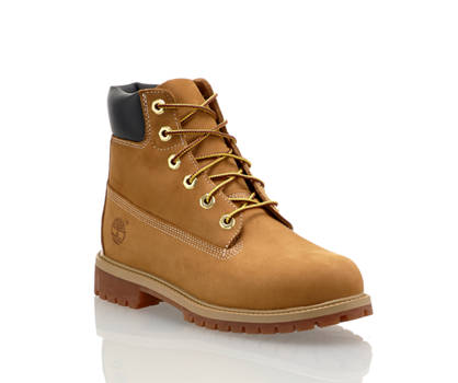 Timberland Timberland 6 Inch Premium boot à lacet femmes jaune