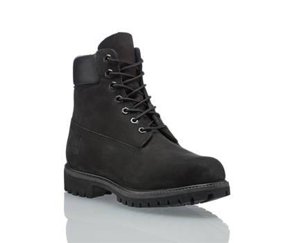 Timberland Timberland 6 Premium boot à lacet hommes noir