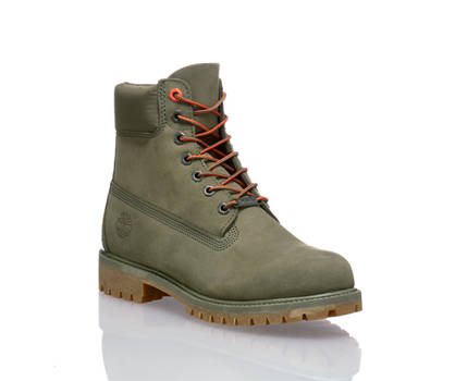 Timberland Timberland 6 Premium boot à lacet hommes vert