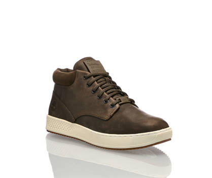Timberland Timberland City Cupsole boot à lacet hommes brun