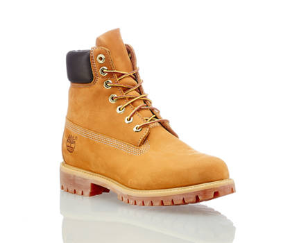 Timberland Timberland Icon 6'' boot à lacet hommes jaune