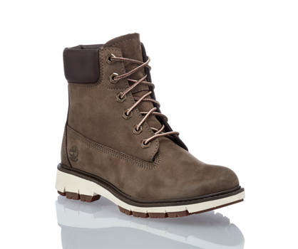 Timberland Timberland Lucia Way 6in WP boot à lacet femmes gris