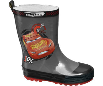 Toddler Boy Cars Wellington Boots