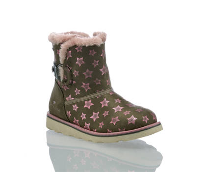 Tom Tailor Tom Tailor boot bambina cachi