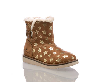 Tom Tailor Tom Tailor boot filles camel
