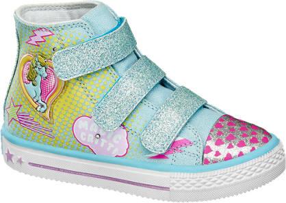Cupcake Couture Tépőzáras magasszárú cipő