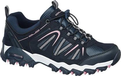 Graceland Trekking Schuh blau, grau, pink