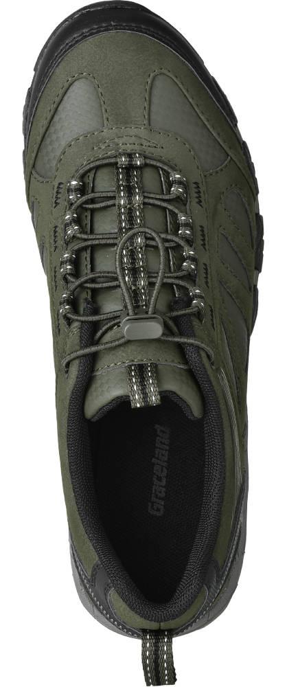 Graceland Trekking Schuh khaki, schwarz