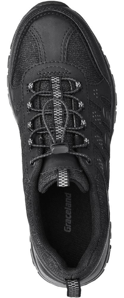 Graceland Trekking Schuh schwarz