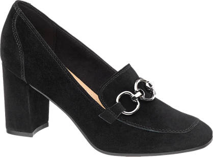 5th Avenue Trotteur Pumps schwarz