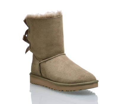 Ugg UGG W Bailey Bow II Damen Boot Olive
