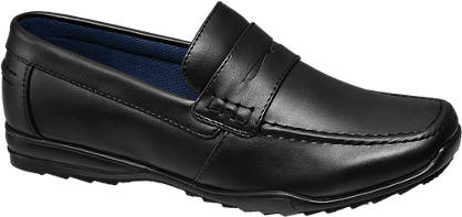 US Brass Teen Boy Formal Loafers