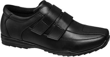 US Brass Teen Boy Twin Strap Formal Shoes