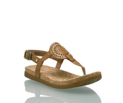 Ugg Ugg Ayden Damen Flache Sandalette