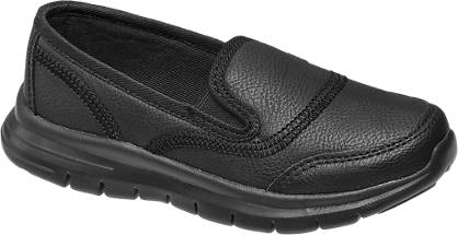 Vty VTY Junior Girls Slip-on Trainers