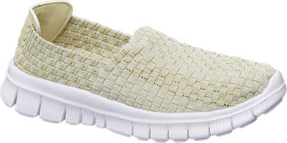 Vty VTY Ladies Slip-on Trainers