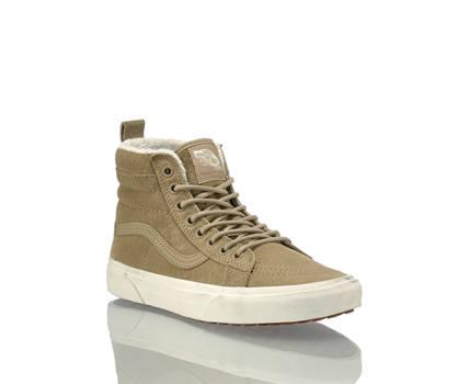 Vans Vans UA Sk8-Hi MTE Damen Sneaker Beige