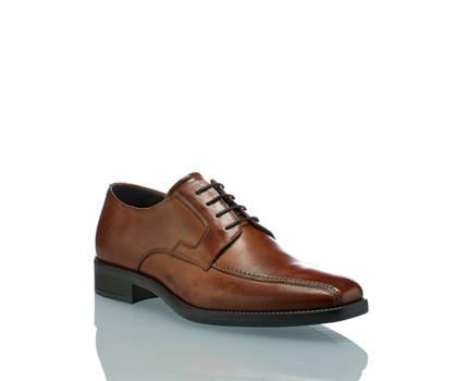 Varese Varese Antonio scarpa da business uomo cognac