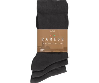 Varese Varese Buisness 3er Pack Herren Socken