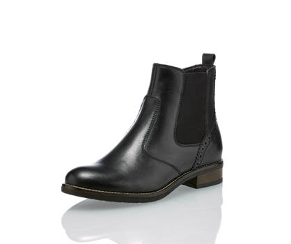Varese Varese Cairo chelsea boot donna nero