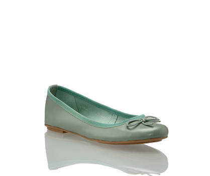 Varese Varese Vera Damen Ballerina Mint