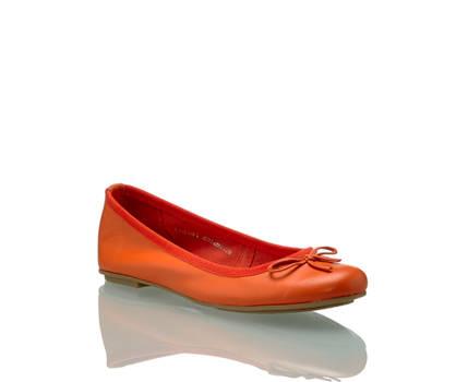 Varese Varese Vera ballerina donna arancio