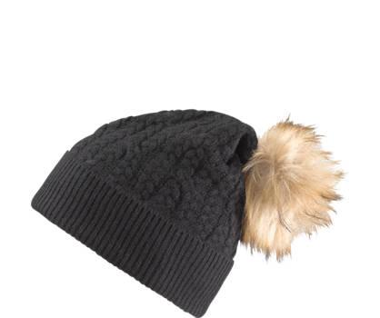 Varese Varese cashmere/merino bonnet femmes