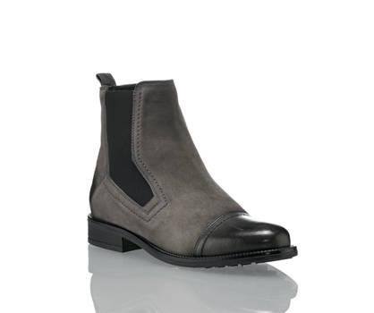 Varese Varese chelsea boot femmes gris