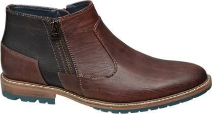 Venice Casual Slip-on Boots