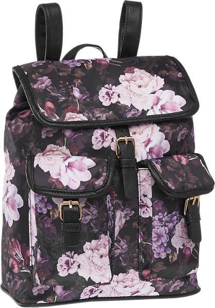 Graceland Virágmintás hátizsák