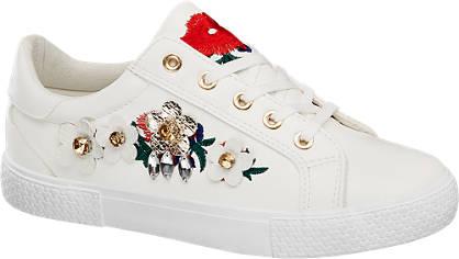 Graceland Virágmintás női sneaker