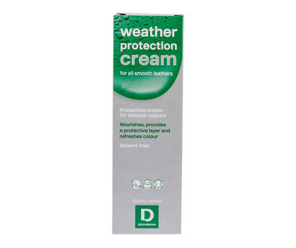 Weather Protection Shoe Cream (Black)