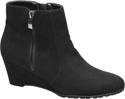 Graceland Wedge Ankle Boots